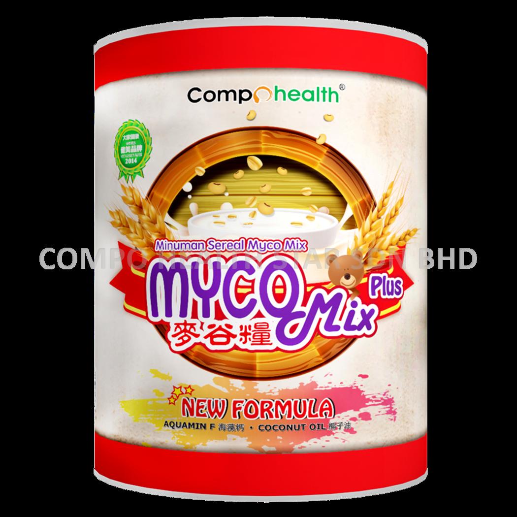 Myco Mix Plus Compohealth