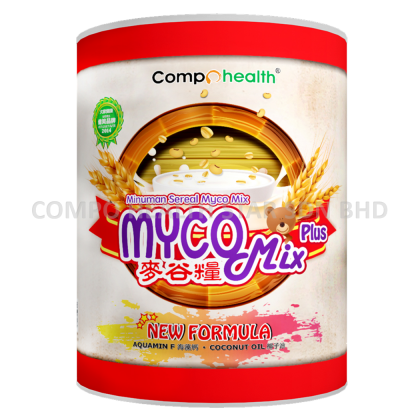 Myco Mix Cereal 700g 麥谷糧 700g